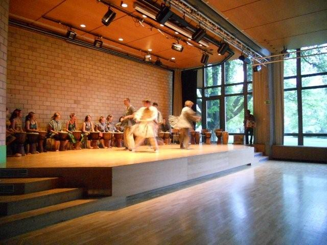 switzerland music school africa dance percussion workshop