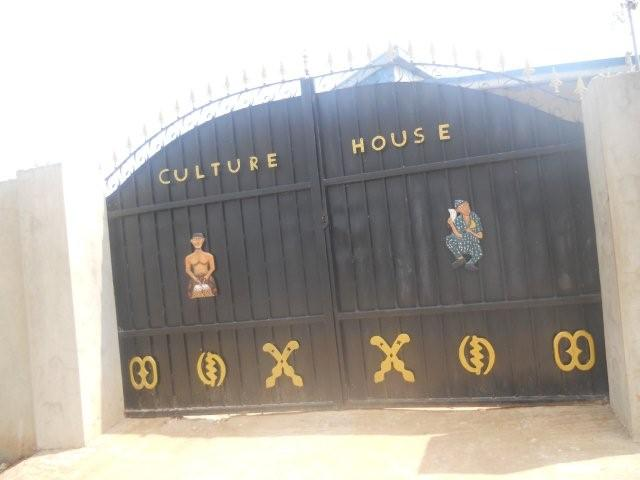 Culture House Ghana music and dance